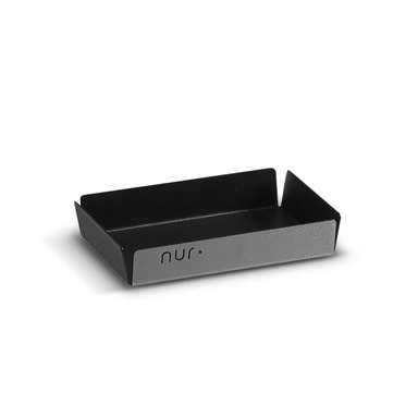 NUR TRAY Small High, Black